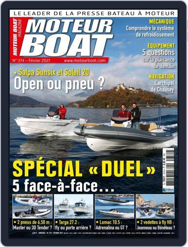 Moteur Boat February 1st, 2021 Digital Back Issue Cover