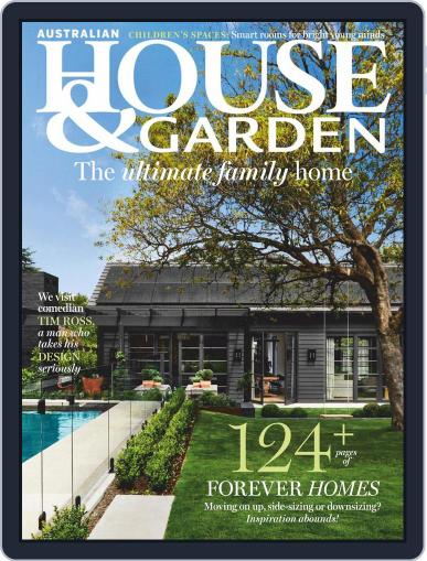 Australian House & Garden (Digital) February 1st, 2021 Issue Cover