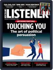 New Zealand Listener (Digital) Subscription January 30th, 2021 Issue