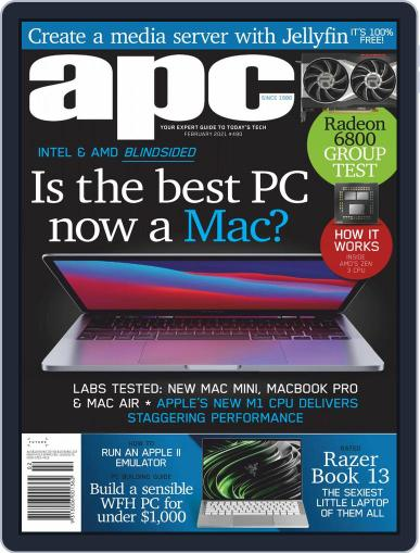 APC February 1st, 2021 Digital Back Issue Cover