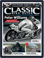 Classic Bike Guide (Digital) Subscription February 1st, 2021 Issue