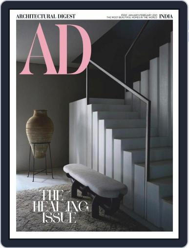 Architectural Digest India (Digital) January 1st, 2021 Issue Cover