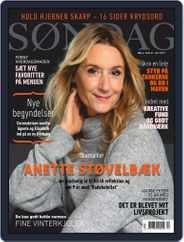 SØNDAG (Digital) Subscription January 25th, 2021 Issue