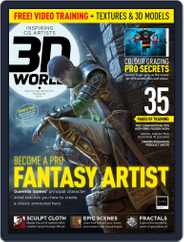 3D World (Digital) Subscription March 1st, 2021 Issue