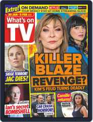 What's on TV (Digital) Subscription January 30th, 2021 Issue