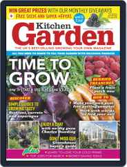 Kitchen Garden (Digital) Subscription March 1st, 2021 Issue