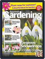 Amateur Gardening (Digital) Subscription January 30th, 2021 Issue
