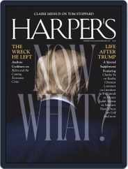 Harper's (Digital) Subscription February 1st, 2021 Issue