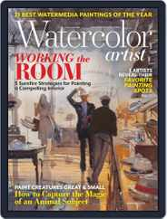 Watercolor Artist (Digital) Subscription February 1st, 2021 Issue