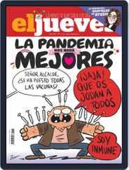 El Jueves (Digital) Subscription January 26th, 2021 Issue