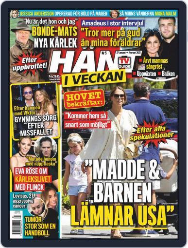 Hänt i Veckan (Digital) January 27th, 2021 Issue Cover