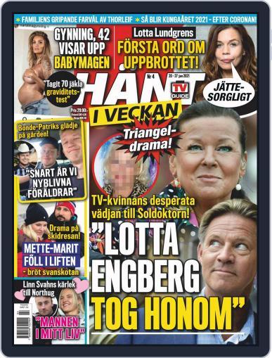 Hänt i Veckan (Digital) January 20th, 2021 Issue Cover
