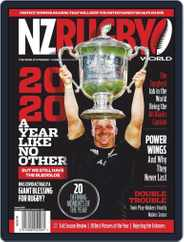 NZ Rugby World (Digital) Subscription December 1st, 2020 Issue