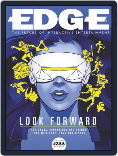 Edge March 1st, 2021 Digital Back Issue Cover