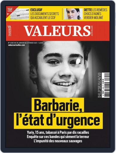 Valeurs Actuelles (Digital) January 28th, 2021 Issue Cover