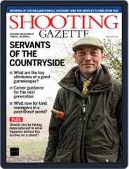 Shooting Gazette (Digital) Subscription February 1st, 2021 Issue