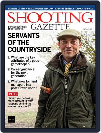 Shooting Gazette February 1st, 2021 Digital Back Issue Cover