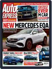 Auto Express (Digital) Subscription January 27th, 2021 Issue