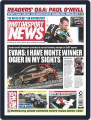 Motorsport News (Digital) Subscription January 28th, 2021 Issue