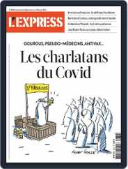 L'express (Digital) Subscription January 28th, 2021 Issue
