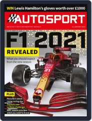Autosport (Digital) Subscription January 21st, 2021 Issue