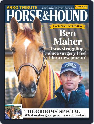 Horse & Hound (Digital) January 28th, 2021 Issue Cover