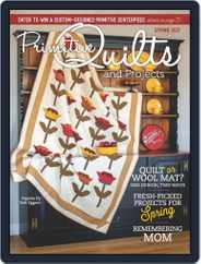 Primitive Quilts And Projects (Digital) Subscription January 15th, 2021 Issue