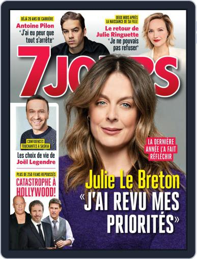 7 Jours (Digital) February 5th, 2021 Issue Cover
