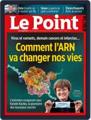 Le Point (Digital) Subscription January 28th, 2021 Issue