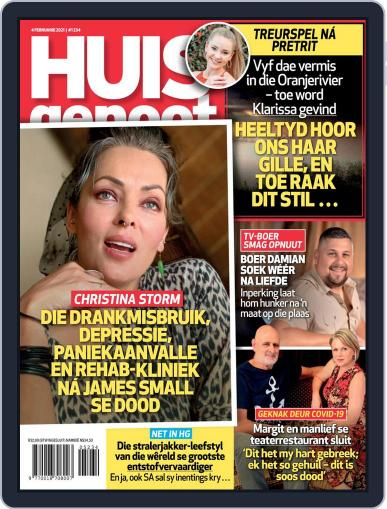 Huisgenoot (Digital) February 4th, 2021 Issue Cover