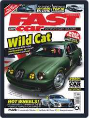 Fast Car (Digital) Subscription February 1st, 2021 Issue