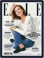 Elle France (Digital) Subscription January 29th, 2021 Issue