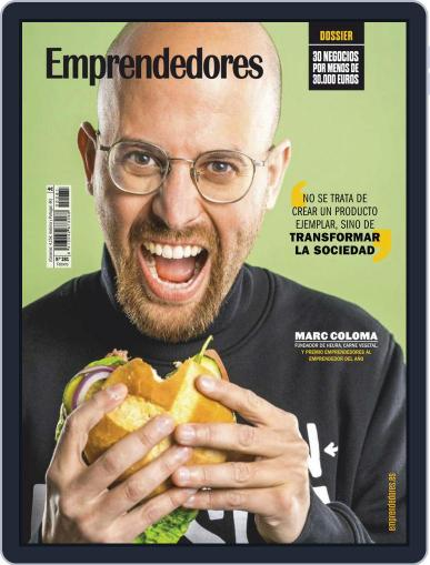Emprendedores February 1st, 2021 Digital Back Issue Cover