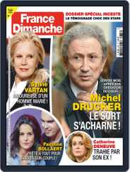 France Dimanche (Digital) Subscription January 29th, 2021 Issue