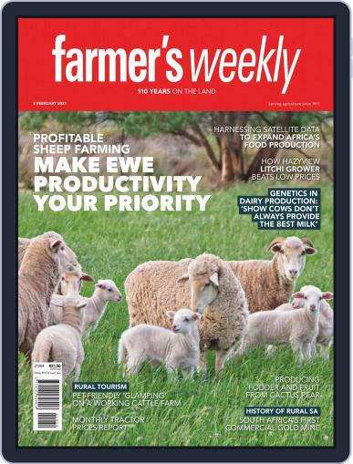 Farmer's Weekly February 5th, 2021 Digital Back Issue Cover