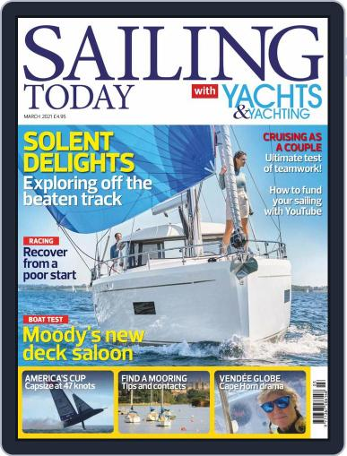 Sailing Today (Digital) March 1st, 2021 Issue Cover