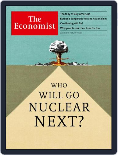 The Economist Asia Edition (Digital) January 30th, 2021 Issue Cover