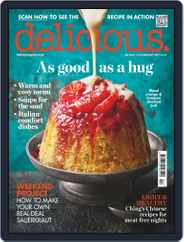 Delicious UK (Digital) Subscription February 1st, 2021 Issue