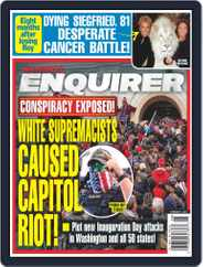National Enquirer (Digital) Subscription February 1st, 2021 Issue
