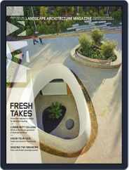 Landscape Architecture (Digital) Subscription February 1st, 2021 Issue