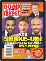 Soap Opera Digest (Digital) Subscription February 1st, 2021 Issue