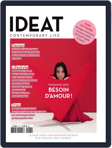 Ideat France (Digital) February 1st, 2021 Issue Cover