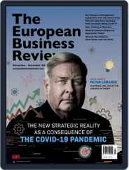 The European Business Review (Digital) Subscription November 1st, 2020 Issue