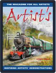 Artist's Palette (Digital) Subscription January 1st, 2021 Issue