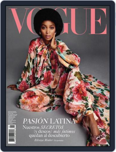 Vogue Latin America (Digital) February 1st, 2021 Issue Cover