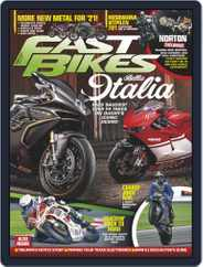 Fast Bikes (Digital) Subscription March 1st, 2021 Issue