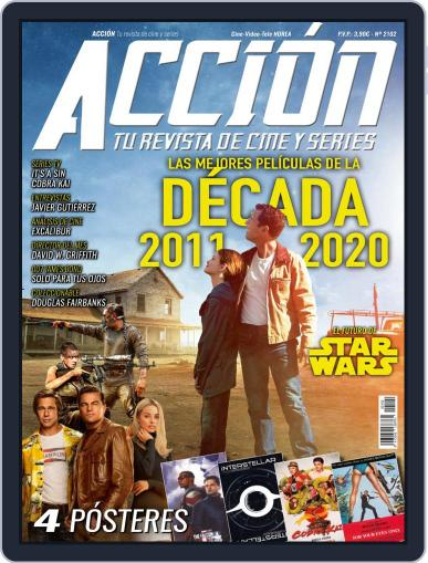 Accion Cine-video (Digital) February 1st, 2021 Issue Cover
