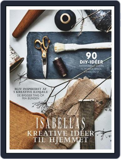 Kreative idéer til hjemmet January 21st, 2021 Digital Back Issue Cover