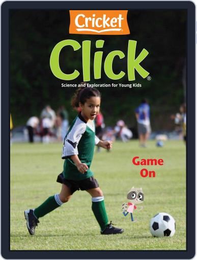 Click Science And Discovery Magazine For Preschoolers And Young Children (Digital) February 1st, 2021 Issue Cover