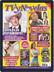TV y Novelas México (Digital) Subscription February 1st, 2021 Issue